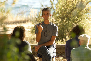 Mark Coleman Teaching Nature Meditation